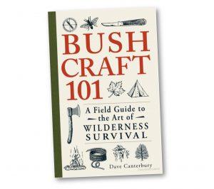 Bushcraft 101 by Dave Catebury