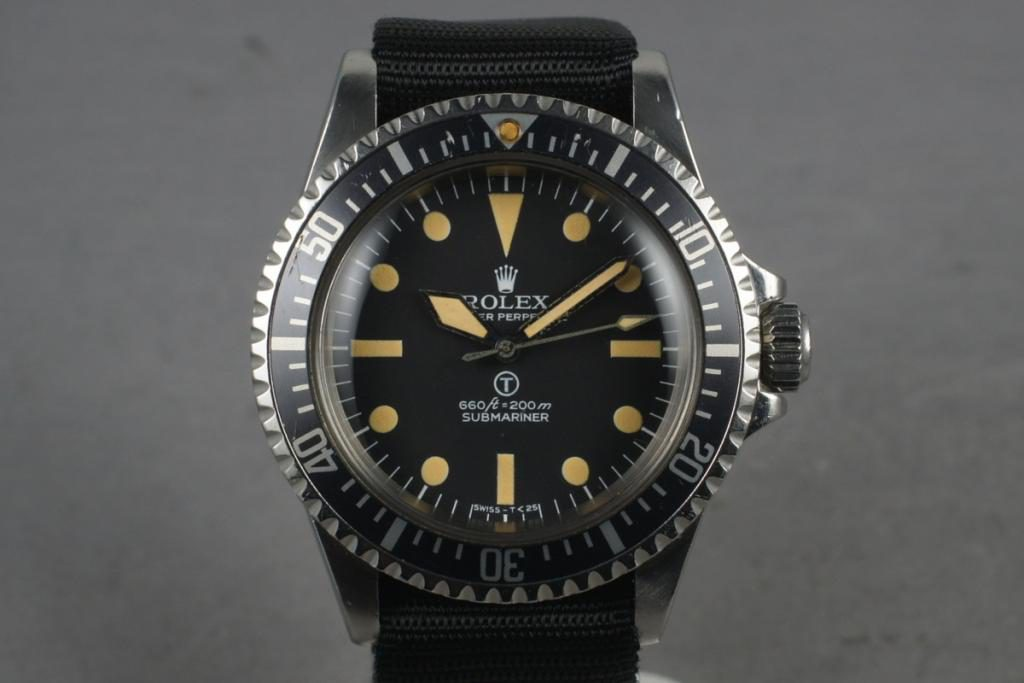 The legendary Rolex 5517