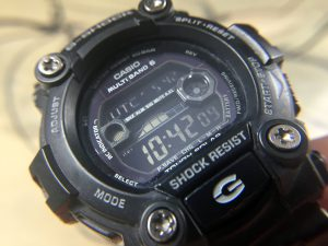 The Casio G-Shock G-Rescue GW7900B-1