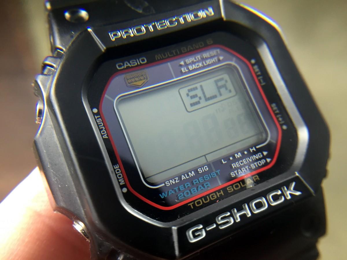 Casio G Shock Secret Features And Hidden Screens 60clicks Gshock Rangeman Original Gw 9400 1adr Gw9400 Solar Sensor Diagnostic Mode