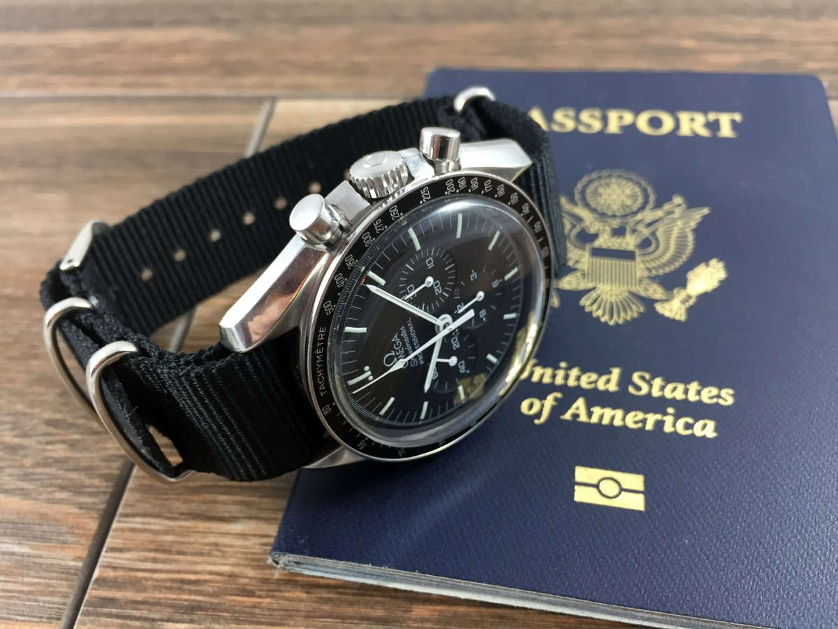 478ab68f99e We decided to start our store with something simple  a classic NATO Strap  collection. NATO straps are an essential piece of gear for any watch owner