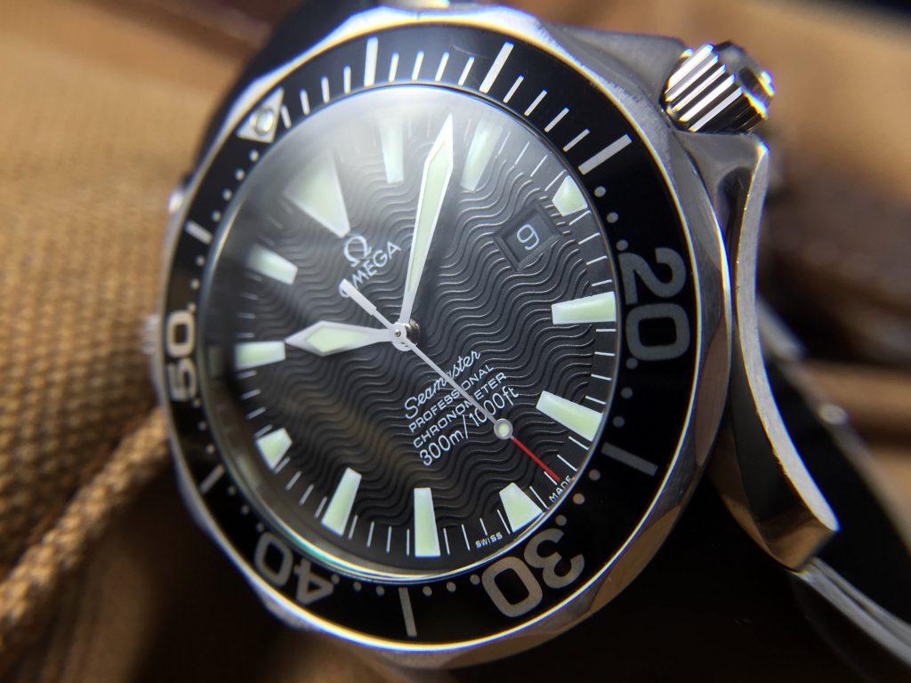 Omega Seamaster 2254.50