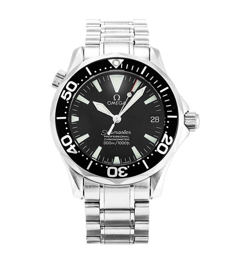 Top 5 best dive watches for skinny wrists 60clicks - Omega dive watch ...