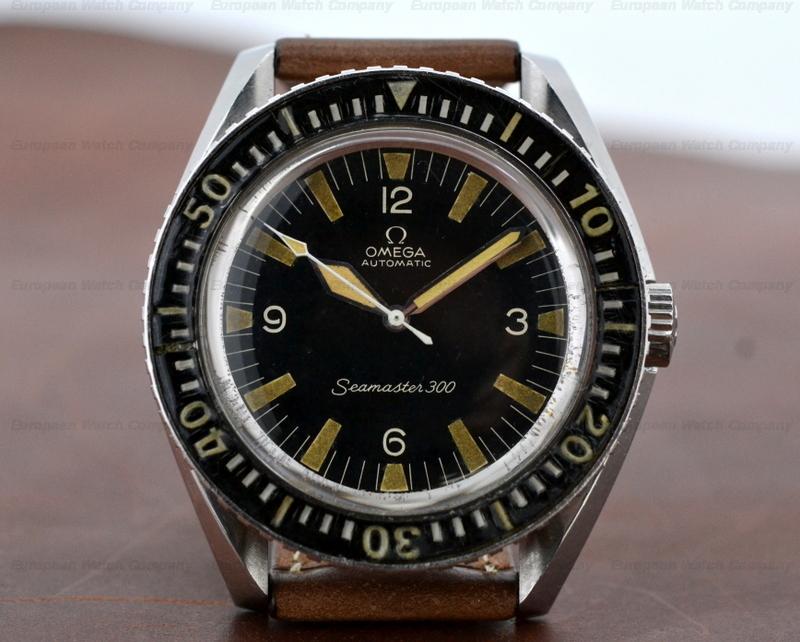 Vintage Omega Seamaster 300 165.024
