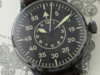 Vintage German B-Uhr Observer Watch