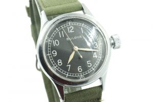 Vintage Bulova A11