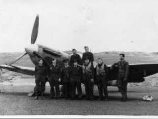 British Carribean Aircrew (RAF) during WW2