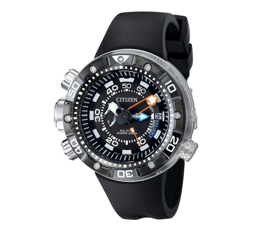 b6d22d12b74 The Best Dive Watches From Japan — 60Clicks