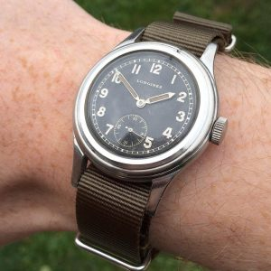Longines Greenlander W.W.W. WW2 Watch