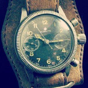 Tutima Flieger Chronograph