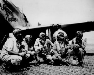 African American Fighter Pilots WW2