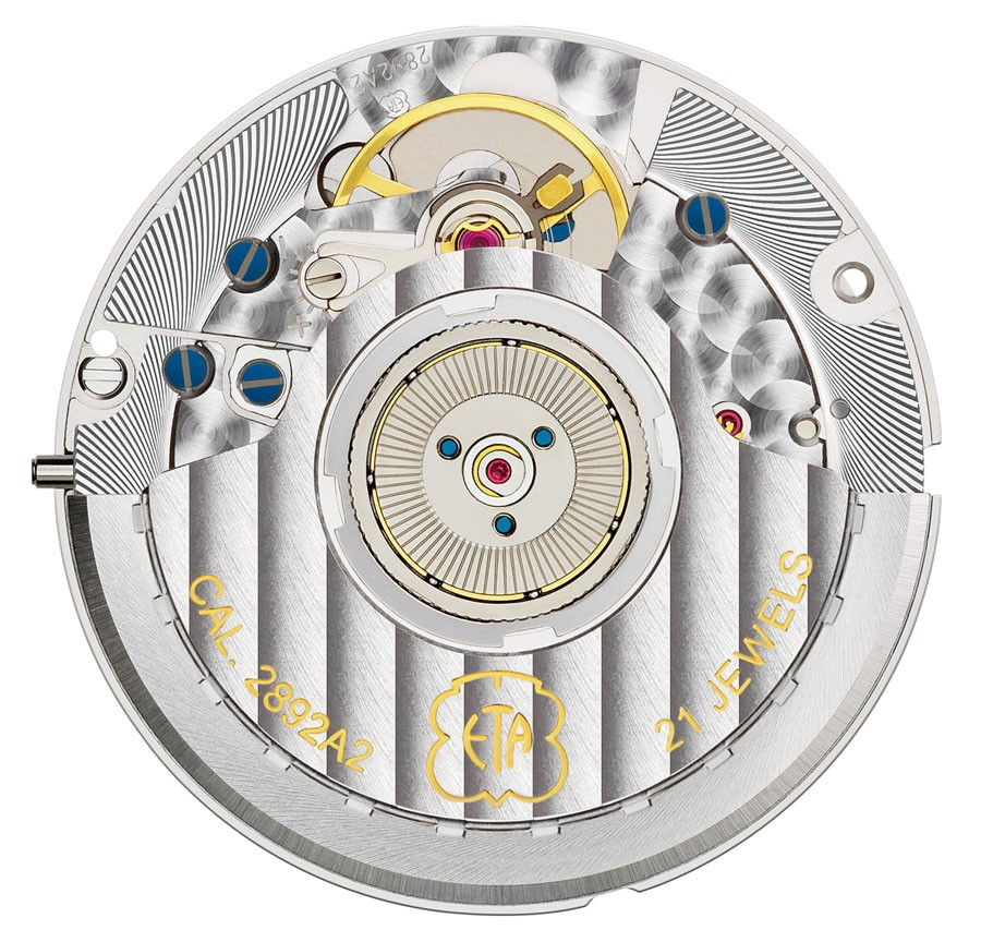 ETA Movement Guide: Top Four Most Popular Mechanical Calibers