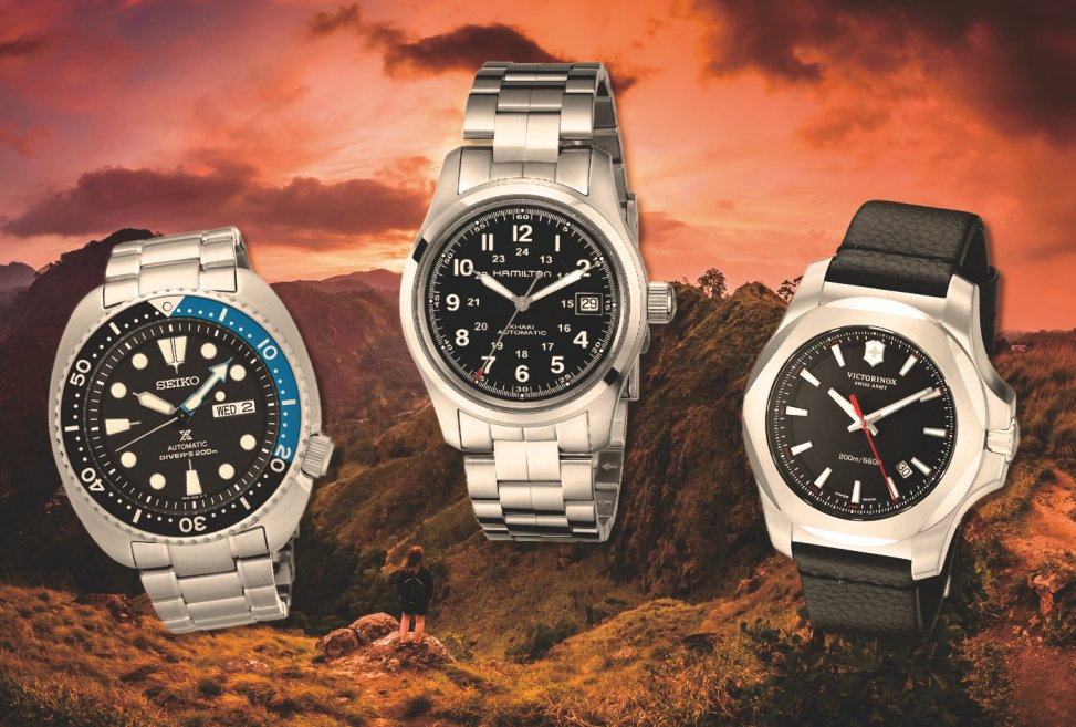 Best Tool Watches Under $500