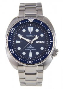 Seiko 'Turtle' Blue