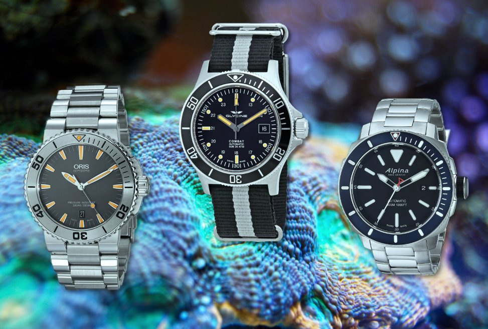 Top 5: Best Dive Watches for Under $1,000 — 60Clicks