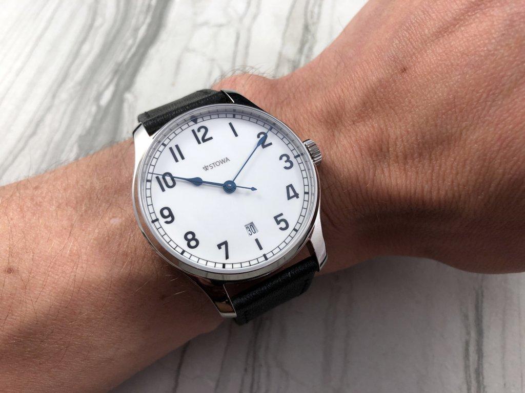 Stowa Marine Klassic on Wrist
