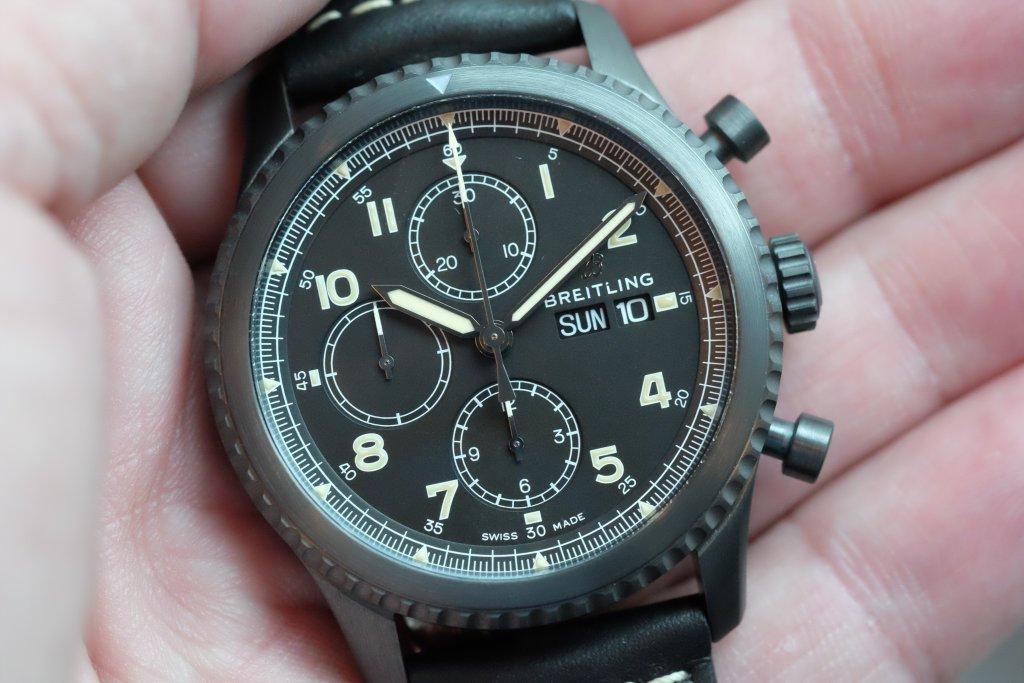 Breitling Navitimer 8 Black Chronograph