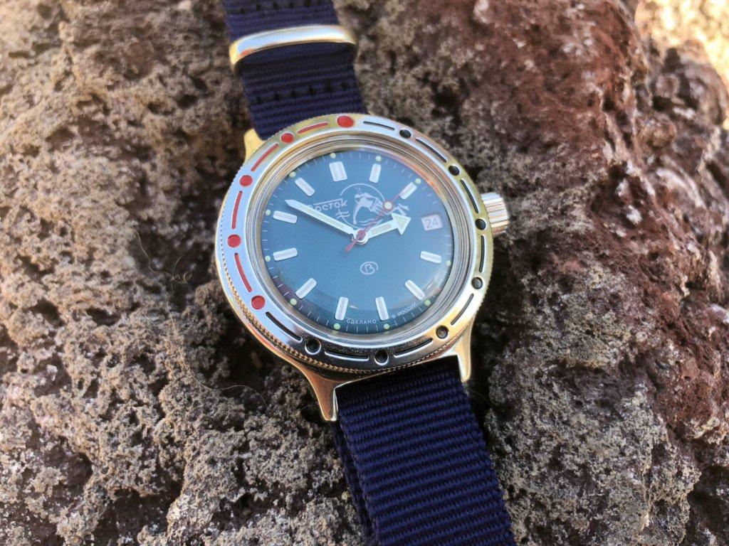 Vostok Amphibia