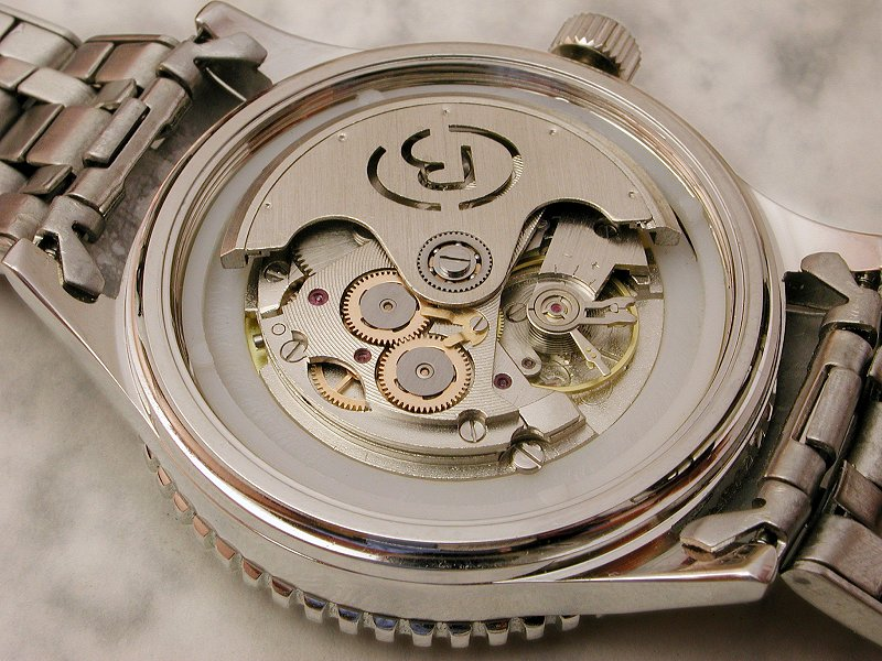 Vostok cal. 2416B movement