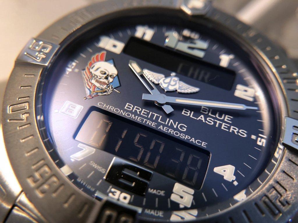 Breitling Aerospace Evo Dial