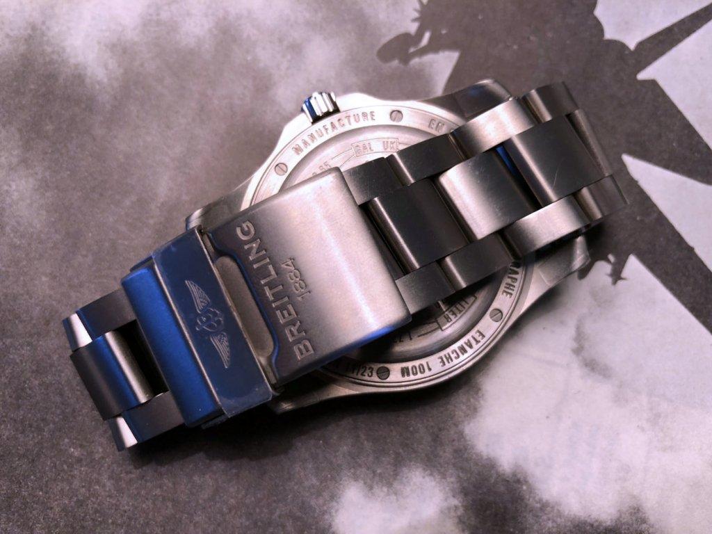Breitling Aerospace Evo Bracelet