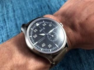 AVI-8 Centenary Wrist Shot