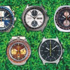 Vintage Icons: A Seiko 6138 Chronograph Collector's Guide