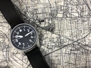 Stowa Flieger Verus 40 Handwinding